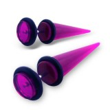 Acid pink - Acrylic Ear Tun...