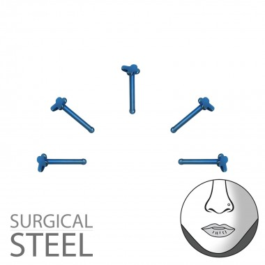 Pack Of 5 Blue Surgical Ste...