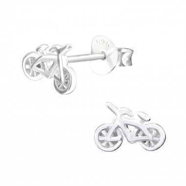 Bicycle - 925 Sterling Silv...