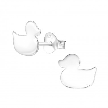 Duck - 925 Sterling Silver ...