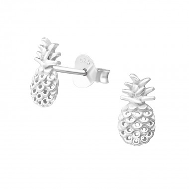 Pineapple - 925 Sterling Si...