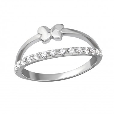 Butterfly - 925 Sterling Si...
