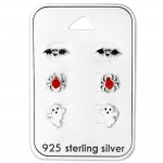 Bat - 925 Sterling Silver Kids Jewelry Sets SD28466