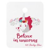 Unicorn - 925 Sterling Silver Kids Jewelry Sets SD38072