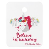 Unicorn - 925 Sterling Silver Kids Jewelry Sets SD38073