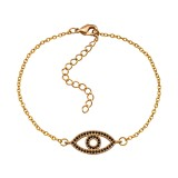 Evil Eye - Cubic Zirconia Bracelets & Necklaces SD34276