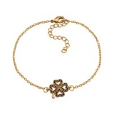 Lucky Clover - Cubic Zirconia Bracelets & Necklaces SD34285