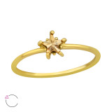 Star - 925 Sterling Silver Rings SD42602