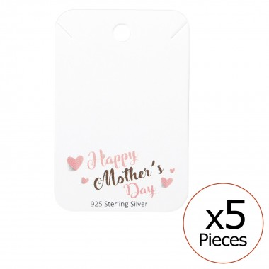 Happy Mother's Day Necklaces Cards - Paper Packaging SD35835