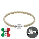 Plain - Leather Cord Bracelet for Beads SD22507