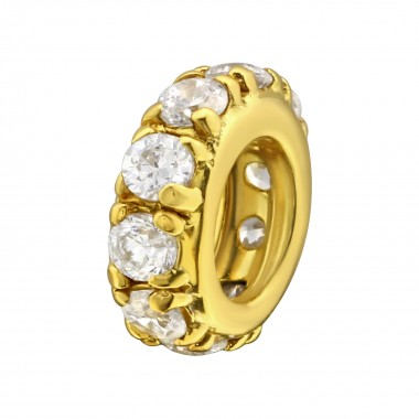 Jeweled - 925 Sterling Silv...
