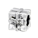 Gift Present - 925 Sterling Silver Beads with CZ/Crystal SD8722