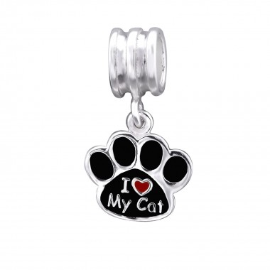Paw - 925 Sterling Silver S...