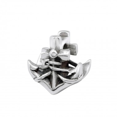 Anchor - 925 Sterling Silve...