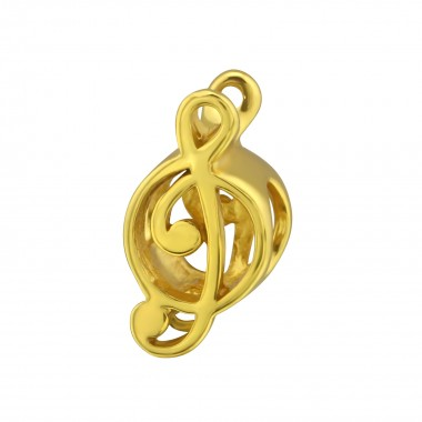 G-Clef - 925 Sterling Silve...