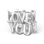 Love You - 925 Sterling Sil...