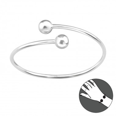 Ball - 925 Sterling Silver ...