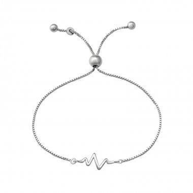 Heartbeat - 925 Sterling Si...