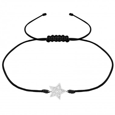 Star - Nylon Cord Corded Bracelets SD25473
