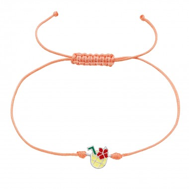 Pineapple Juice - Nylon Cord Corded Bracelets SD39667