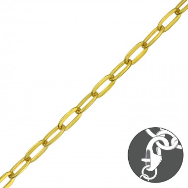Rolo Chain - 925 Sterling S...