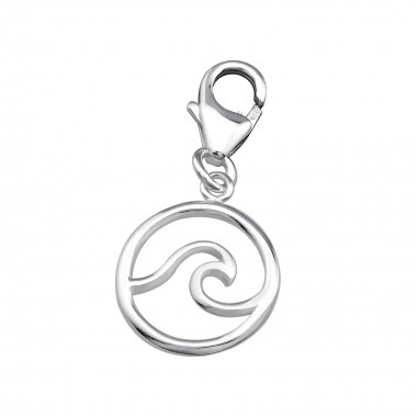 Wave - 925 Sterling Silver ...