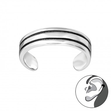 Double Line - 925 Sterling ...