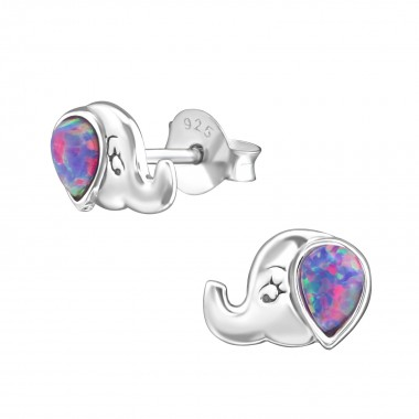Elephant - 925 Sterling Sil...