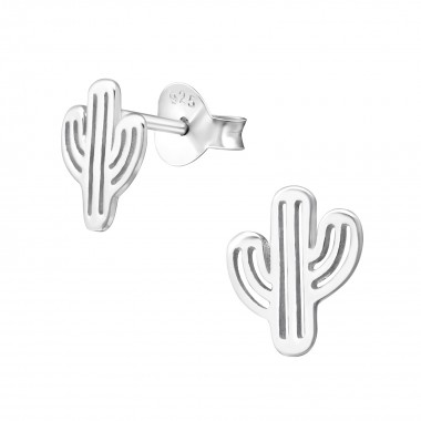 Cactus - 925 Sterling Silve...