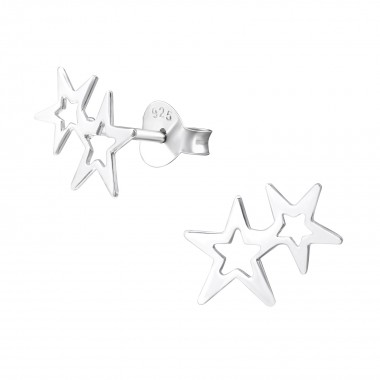 Double Star - 925 Sterling ...