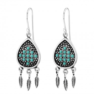 Ethnic - 925 Sterling Silve...