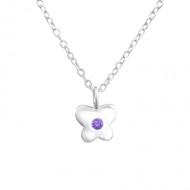 Birthstone Butterfly - 925 ...