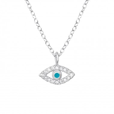 Evil Eye - 925 Sterling Sil...