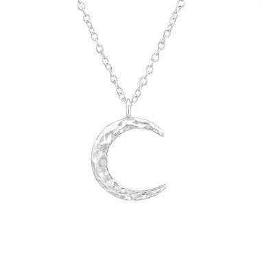 Moon - 925 Sterling Silver ...