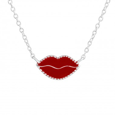 Lips - 925 Sterling Silver ...