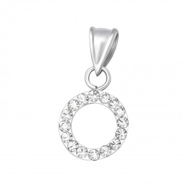 Circle - 925 Sterling Silve...