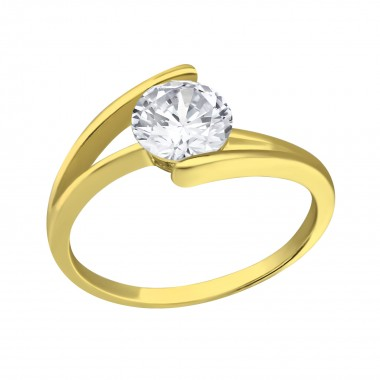 Solitaire - 925 Sterling Si...