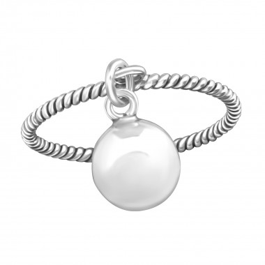 Twisted - 925 Sterling Silv...