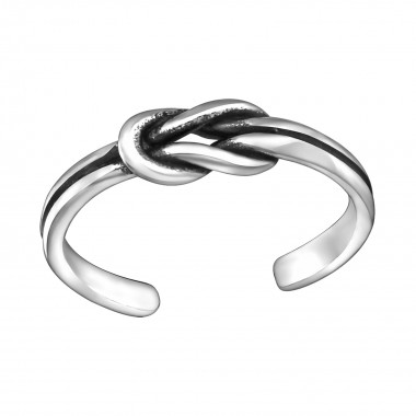 Knot - 925 Sterling Silver ...