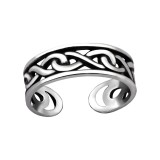 Chain - 925 Sterling Silver Toe Rings SD29398