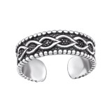 Chain - 925 Sterling Silver Toe Rings SD29426