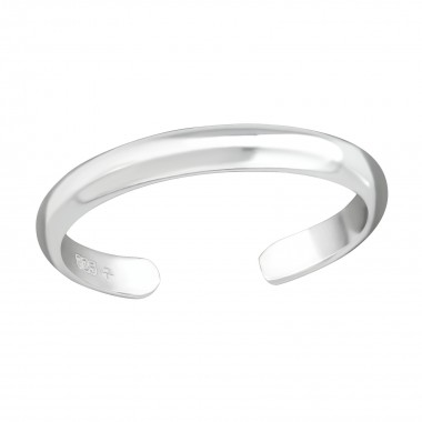 2mm Band - 925 Sterling Sil...