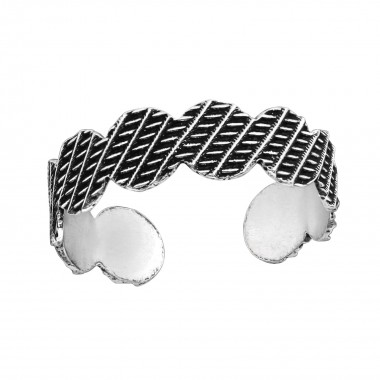 Patterned - 925 Sterling Si...