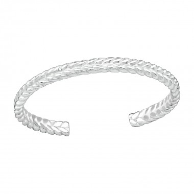 Braid - 925 Sterling Silver Toe Rings SD38662