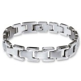 Links - 316L Surgical Grade Stainless Steel Men Steel Bracelet SD11634