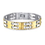 Chain - 316L Surgical Grade Stainless Steel Men Steel Bracelet SD12195