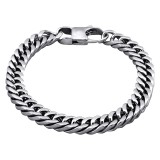 Chain - 316L Surgical Grade Stainless Steel Men Steel Bracelet SD20899