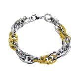 Chain - 316L Surgical Grade Stainless Steel Men Steel Bracelet SD9610