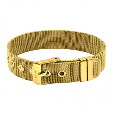 Belt Buckle Mesh - 316L Sur...