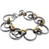 Rings - 316L Surgical Grade Stainless Steel Women Steel Bracelet SD9363